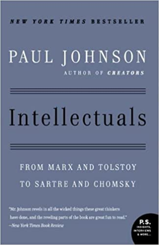 Intellectuals from marx and tolstoy to sartre and chomsky kindle intellectuals from marx and tolstoy to sartre and chomsky kindle edition by paul johnson politics social sciences kindle ebooks amazon fandeluxe Images