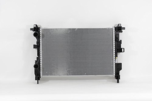 Radiator - Cooling Direct For/Fit 13533 15-18 Jeep Renegade Type 1 15-18 RAM ProMaster City Cargo Passenger Van 2.4L L4 Automatic 1-Row