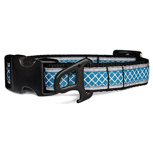 Kurgo Wander Reflective Collar Medium