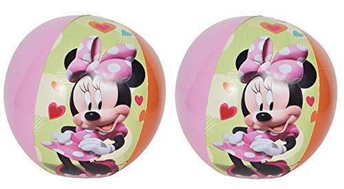 Cartoon Beach Ball - UPD Disney Inflatable Beach Balls -