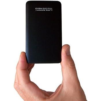 Shadow Mini™ External 512GB USB 3.1 Portable Solid State Drive SSD
