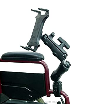 Buybits Tablet Holder Mount for Wheelchairs (sku 21115)