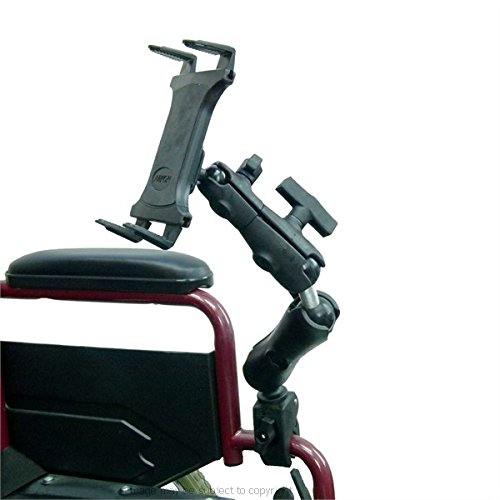 Amazon.com: Buybits Tablet Holder Mount for Wheelchairs (sku 21115 ...