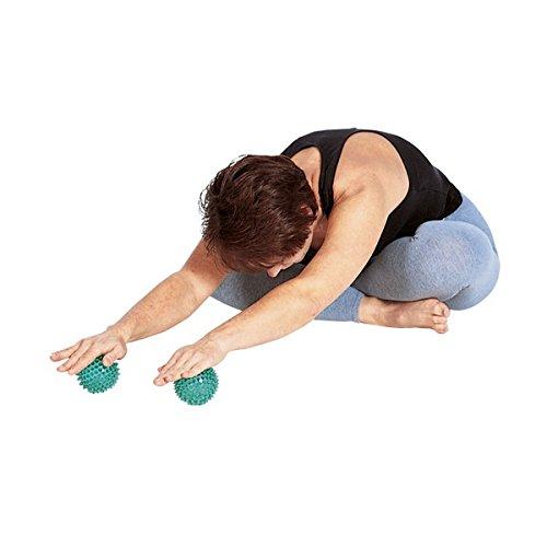 Gymnic Green Rigid Reflex Balls product image