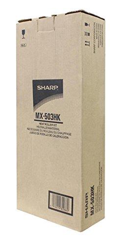 SHARP MX503HK SHARP MX-M283/363 MAINT KIT MX-M453/503 Sharp MX503HK (MX-503HK) Heat Roller Maintenance Kit, Genuine (Maint Kit)