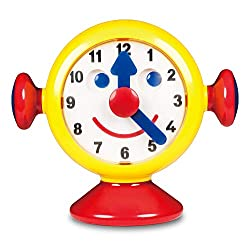 Ambi Toys Tick Tock Clock, Toy Clock
