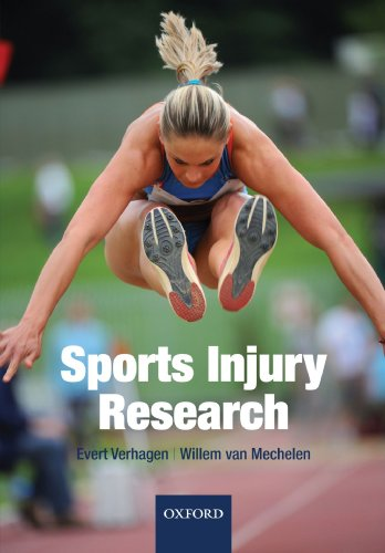 Sports Injury Research by Oxford University Press