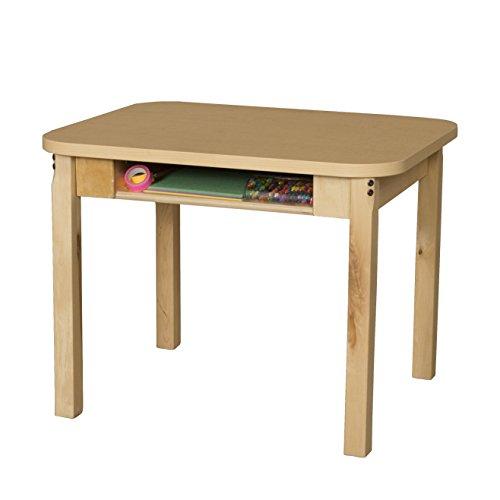 Wood Designs 1824DSKHPL20 High Pressure Laminate Desk with 20