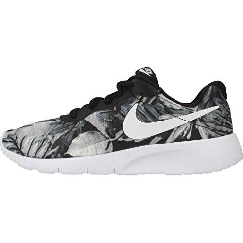 Nike TANJUN PRINT (GS) 833671 002 Blanco