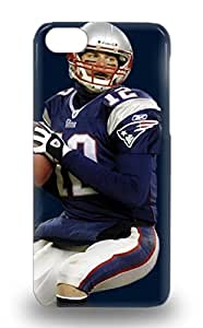 High Quality NFL New England Patriots Tom Brady #12 3D PC Case For Iphone 5c Perfect 3D PC Case ( Custom Picture iPhone 6, iPhone 6 PLUS, iPhone 5, iPhone 5S, iPhone 5C, iPhone 4, iPhone 4S,Galaxy S6,Galaxy S5,Galaxy S4,Galaxy S3,Note 3,iPad Mini-Mini 2,iPad Air )