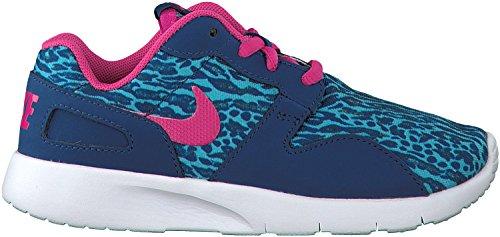 Nike Kaishi Print (PS) - Zapatillas deportivas para niño, color azul / rosa / blanco