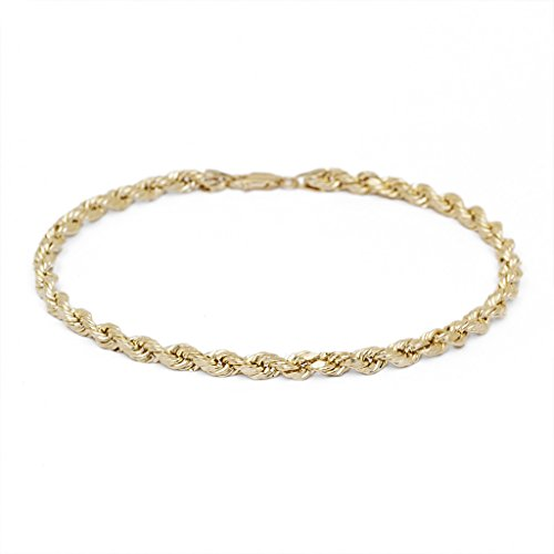 10k-Yellow-Gold-Solid-Diamond-Cut-Rope-Chain-Bracelet-and-Anklet-for-Men-Women-35mm-014