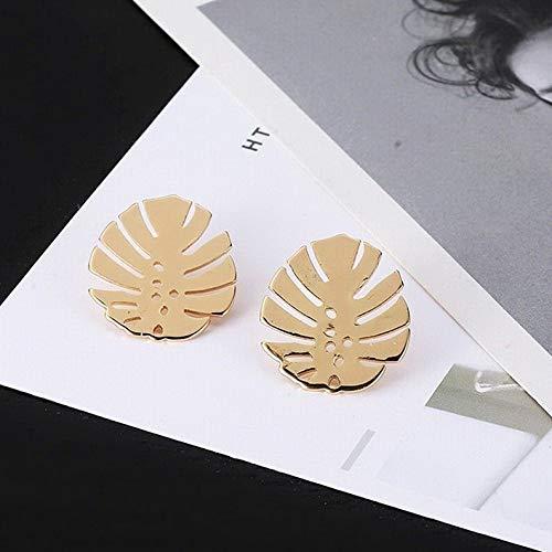 Monowi Elegant Korean Style Women Crystal Drop Dangle Earrings Ear Stud Fashion Jewelry | Model ERRNGS - 18695 | (Checkered Pyramid Stud)