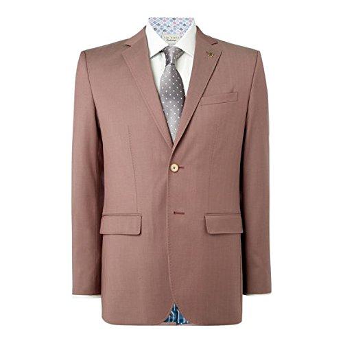 [テッドベーカー] メンズ ジャケット&ブルゾン Palace Slim Fit Debonair Suit Jacket [並行輸入品] B07F3B5X6M 40 Regular