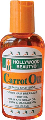 Hollywood Beauty Carrot Oil, 2 Ounce