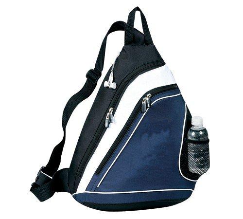Yens® Fantasybag Urban sport sling pack-Navy Blue,SB-6827, Outdoor Stuffs