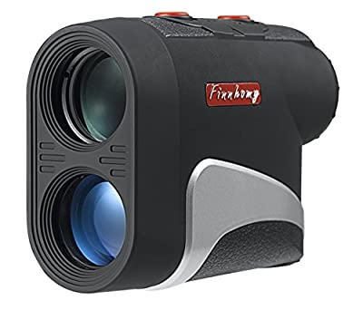 Finnhomy Golf Hunting Rangefinder - Waterproof Laser Range Finder from Finnhomy