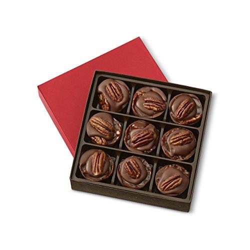 KOHLER Original Recipe Chocolates Original Buttery Terrapins, 9-Piece Box