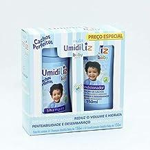 Kit Shampoo+ Condicionador Baby Menino 150 - Muriel