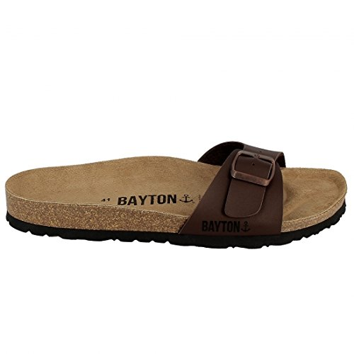 Bayton - Tongs / Sandales - Ba-10401 - Marron