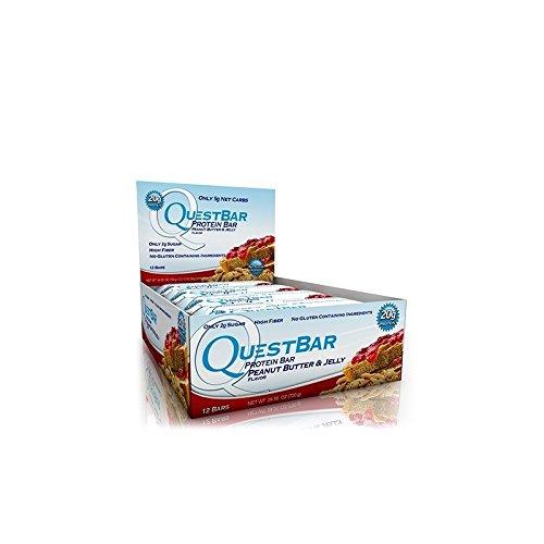 Quest Bar Protein Chocolate Blanco con Frambuesas 60 g: Amazon.es: Alimentación y bebidas
