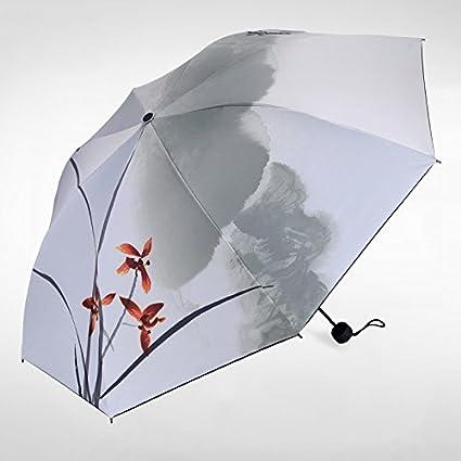 SSBY Setenta Por Ciento De Paraguas Paraguas De Sol Bloqueador Solar Sombrilla Protector Solar Uv Sombrilla