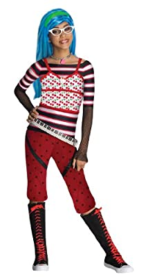 Rubies Costume Co Girls' Monster High Ghoulia Yelps Costume
