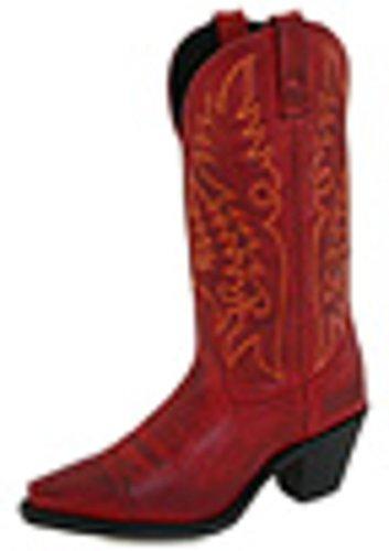"""Laredo Women's 11"""" Western Boots Cowboy Madison Burnished..."""