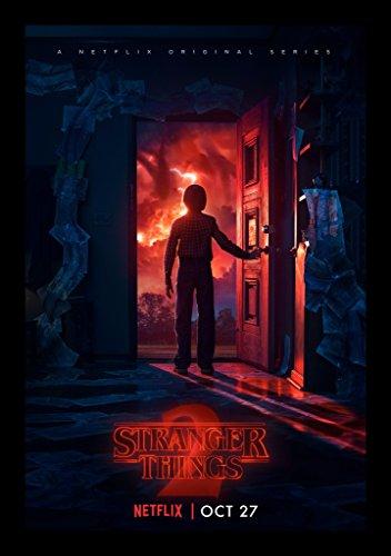 Stranger Things Poster 2017 Season Two 2 II Style c