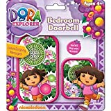 Nickelodeon 28067 Dora The Explorer Doorbell