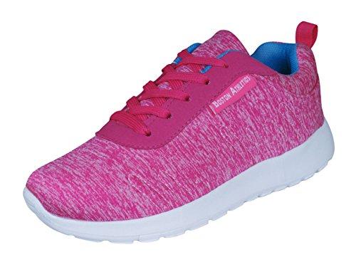 Boston Athletics Rapide Womens Lightweight Running Trainers Pink