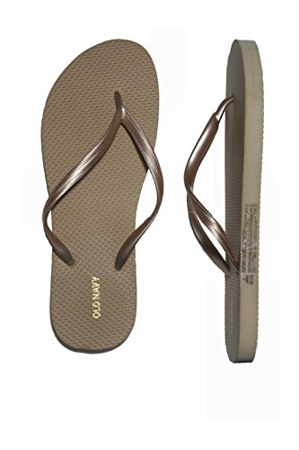 062cbf001b417 Amazon.com  Old Navy Women Beach Summer Casual Flip Flop Sandals  Clothing