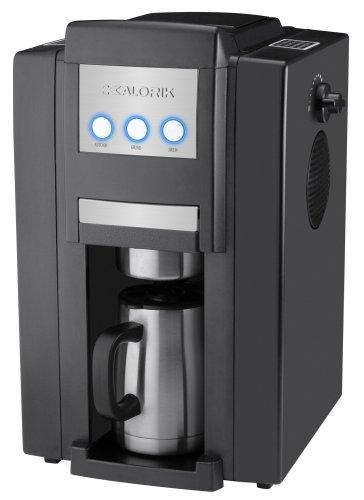 Kalorik CCG-23785 Magic Bean 750-Watt Personal 4-Cup Automatic Drip Coffeemaker with Burr Grinder by Kalorik