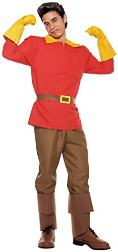 Disney's Beauty & The Beast Gaston Costume - Teen/Men's Standard Size -