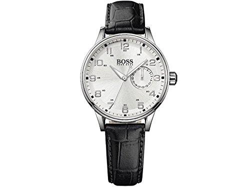 Women's Black Hugo Boss Date Display Watch 1502312
