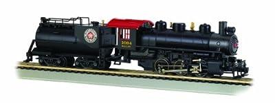 Bachmann Industries USRA 060 Steam Locomotive with Smoke and Vanderbilt Tender Seaboard #1094 HO Scale Train Car by Bachmann Industries