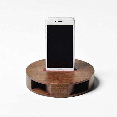 ササキ工芸 電源を使わないiPhone専用スピーカー premics プレミクス Loud R160 高音質 日本製 木製 ウッド 北海道   B072N2134Z