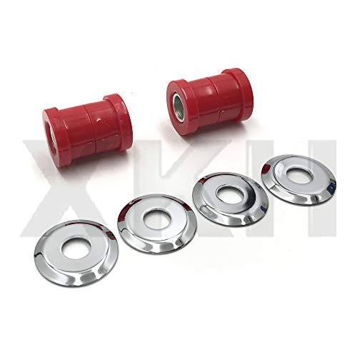 XKMT- Replacement of Alloy Art Heavy-Duty Handlebar Riser Bushings #HD-2 Harley Davidson