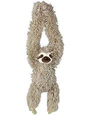 "Wild Republic Sloth Hanging 3 Toed 20"" Stuffed Animal"