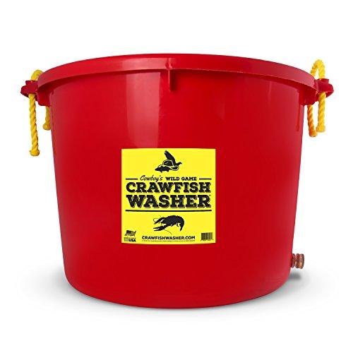 Cowboy's Crawfish Washer -