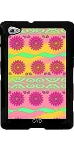 Funda para Samsung Galaxy Tab P6800 - Patrón De La Raya Floral by LoRo-Design
