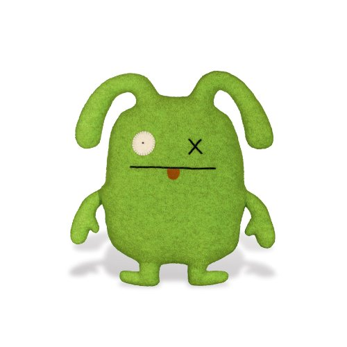 GUND Uglydoll Little Ox, Green, 7.3