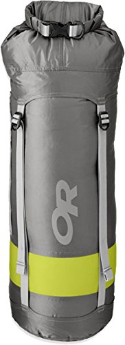 Outdoor Research Airpurge Dry Compression Sack 8L, Pewter, 1size by Outdoor Research