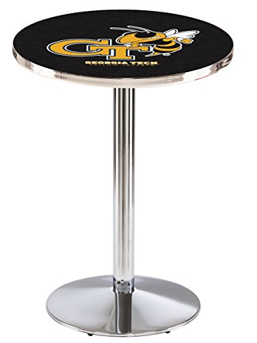 - Holland Bar Stool L214C Georgia Tech Officially Licensed Pub Table, 28