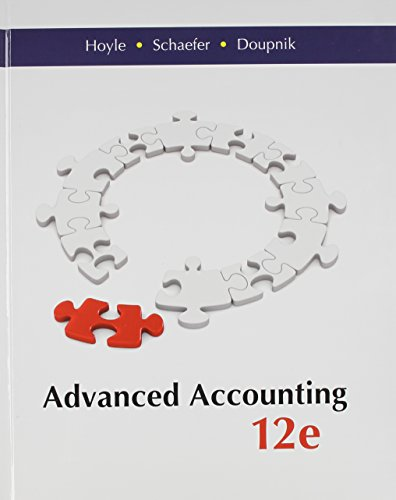 advanced accounting access - 5
