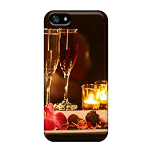 Hot Style UpjDb8667MPtUw Protective Case Cover For Iphone5/5s(happy Anniversary My Lovely Friend Susan Redbeauty1612)
