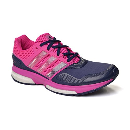 Adidas RESPONSE 2 TECHFIT Chaussures running femme multicolore