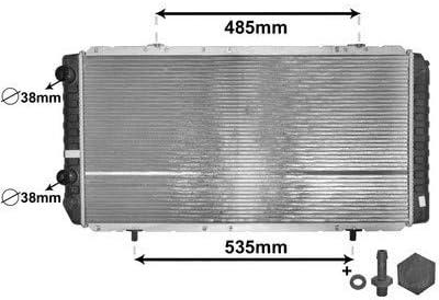 Kühler MotorkühlungFiat MotorkühlerWärmetauscher kühler kühlung kühlen