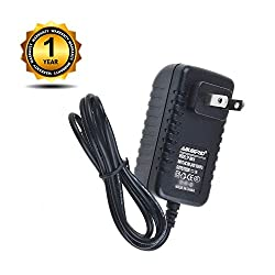 ABLEGRID AC/DC Adapter for Goodmans GCR1880DAB DAB Digital Alarm Clock Radio Power Supply Cord Cable PS Wall Home Charger Input: 100-240V AC Worldwide Voltage Use Mains PSU