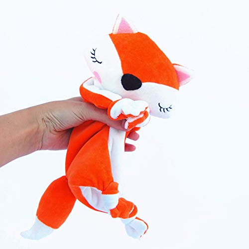 (Woodland Baby Nursery Security Blanket Fox Lovey)